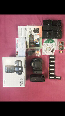 Canon EOS 5D Mark III 22.3MP Digital SLR Camera - Black