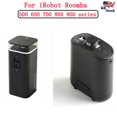 Dual Mode & Compact Virtual Wall Barrier For iRobot Roomba 5 6 7 8 9 series - US
