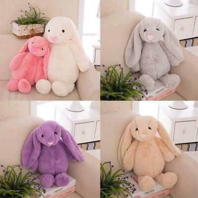 30CM Cute Rabbit Plush Stuffed Doll Soft Kids Animals Toy For Home Decor Gift