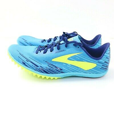 8973345e674 Brooks Size 8 Mach 18 Mens Spikeless Track Field Road Racing Running Shoes