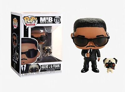 Funko Pop Movies: Men in Black - Agent J & Frank Vinyl Figure Item #37664