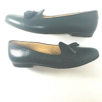 88ffb79208d COLE HAAN WOMENS Shoes Leather Loafer Womens Size 10 AA Slip On Shoes