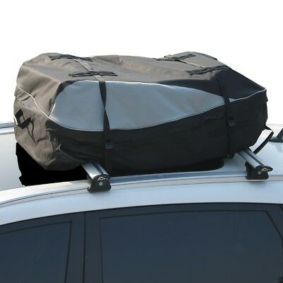 Car SUV Roof Top Cargo Rack Waterproof Carrier Bag Carrier For Vehicles 10-12