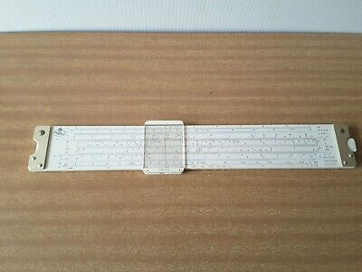 Faber Castell Precision slide Rule 2/82  MADE IN GERMANY