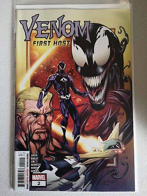 VENOM: FIRST HOST #2 - COVER A - 1st PRINT MARVEL COMICS