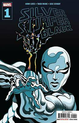 Silver Surfer Black #1 (Of 5) - Marvel Comics - 2019- J550 - Preorder 12.06.2019