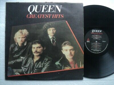 QUEEN - Greatest Hits - Rare Zimbabwe Ltd release LP / As new !