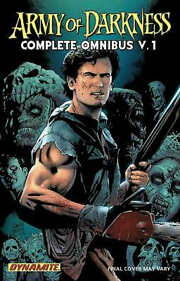 Army of Darkness Omnibus Volume 1 by Sam Raimi (English) Paperback Book Free Shi