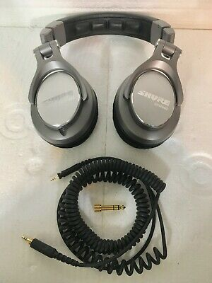 SHURE SRH940 Studio Headphones-Clean-Lightly Used-Sound Great-Free Shipping!