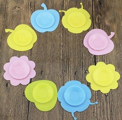 Non-slip Baby Suction Matts For Any Plate Or Bowl