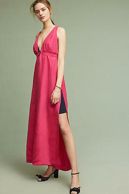 b1f9d364d69e0 NWT $228 Anthropologie Chania Silk Dress by Moulinette Soeurs Size: 0 Petite