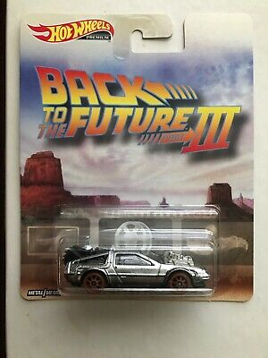 Hot Wheels 2019 Retro BACK TO THE FUTURE 3 1955