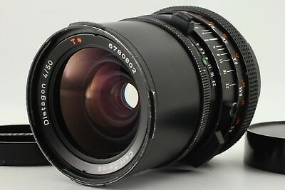 【Exc+++++】 HASSELBLAD Carl Zeiss Distagon T* CF 50mm F/4 Lens from Japan 0622