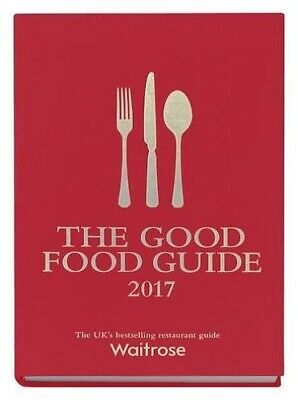 The Good Food Guide: 2017 by Waitrose Ltd (Paperback, 2016)