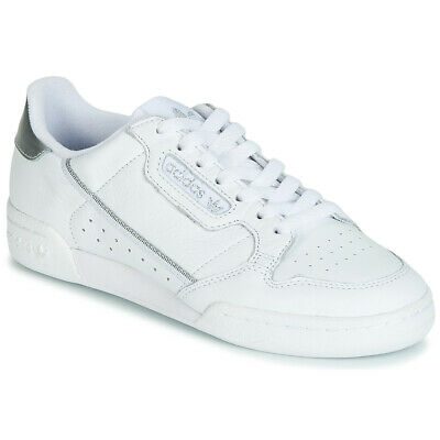 Sneakers   Scarpe donna adidas  CONTINENTAL 80s Bianco  12117818