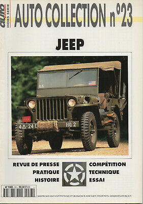 Auto collection n°23 JEEP