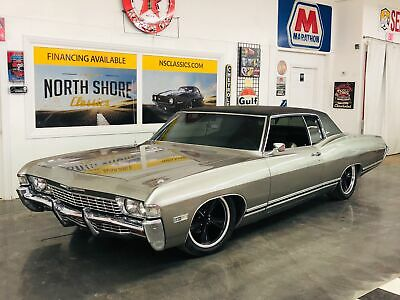 1968 Caprice -COOL CUSTOM CAPRICE- AIR RIDE- NEW PAINT- SEE VID 1968 Chevrolet Caprice