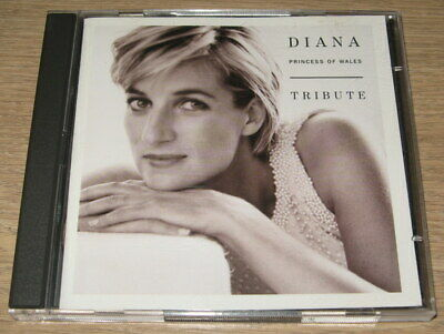 Diana Priness Of Wales - Tribute (2CD 1997). Queen • Paul McCartney • Bee Gees