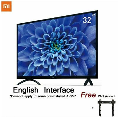 Xiaomi Smart 4A 32 inches 1366x768 LED Television TV Set HDMI WIFI Ultra-thin