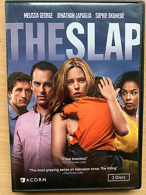 The Slap DVD 2011 Australiano Tv Christos Tsiolkas Drama Series Región 1Us