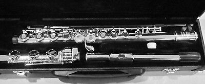 New open Hole Flute professional model made by OPUS low B foot List $1,319.00
