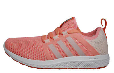 18e1d9f2c98d6 Adidas ClimaCool CC Fresh Bounce Womens Running Shoes Fitness Trainers Peach