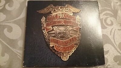 The Prodigy Their Law The Singles 1990-2005, 2 CD /Best Of/31 Songs/Pappschuber