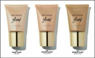 Milani Soft Focus Glow Complexion Enhancer ~ Choose From 3 Shades