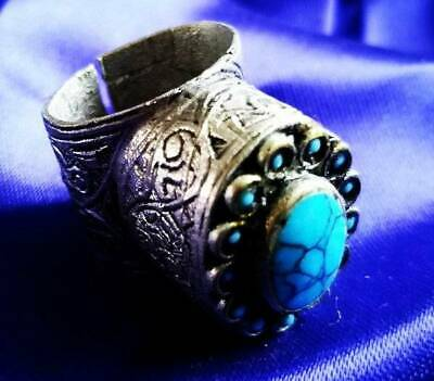 MIRACULOUS Sibylline Ring of the Majestic Nasnas Djinn THIS IS EXTREMELY SCARCE