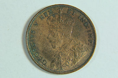 1911 Canadian Large Cent About Uncirculated C-180