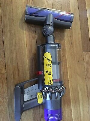 Dyson Cyclone V10 Absolute Cordless/Bagless Vacuum. (Main Body And Cleaner Head)