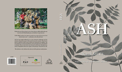 """ASH"" by Archie Miles - 9781527222960 - signed copies direct from author - new"