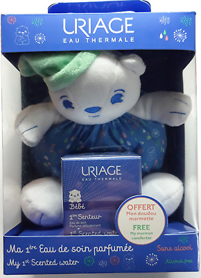 Uriage My 1st Scented Water 50ml + free soft toy