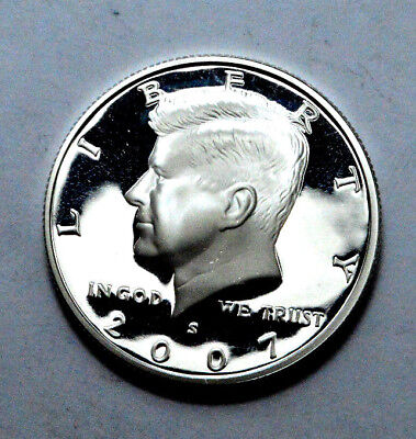 1971 S Proof Kennedy Half Dollar from Proof Set CP2010