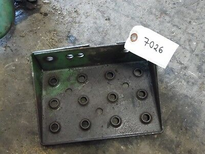 John Deere 3010 gas tractor step Tag #7026