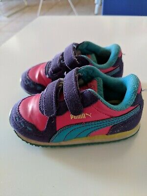 Puma Toddler Shoes Size 6