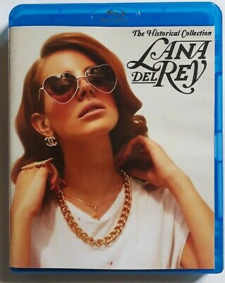 Lana Del Rey The Collection - BD Disc
