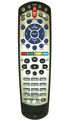 New Replaced Remote Dish for Dish Satellite Receiver ExpressVU 20.1 IR Network