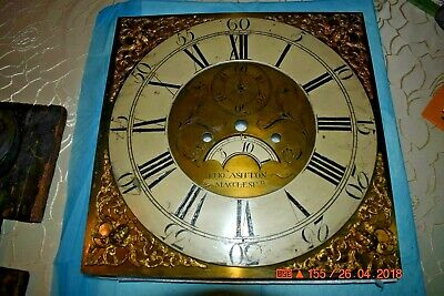 Antique Original Tall GRANDFATHER CLOCK 8 day DIAL for project