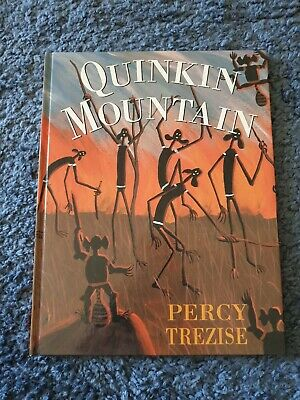 QUINKIN MOUNTAIN ~ Percy Trezise ~ 1995 HC 1st Edition Signed