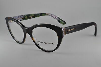 2ac86503a8f DOLCE   GABBANA DG 3246 Eyeglasses Havana Multi Color 3037 (51mm ...