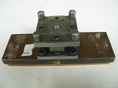 Erowa ITS System Centering Plate ER-009214 Compatible Corrosion-Resistant 50 FH6