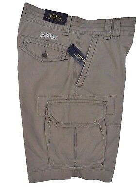 Ralph Lauren Fatigue Cargo Military Shorts Polo Gellar Chino Classic 6vbYfy7g