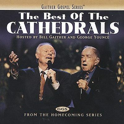 The Best of the Cathedrals CD - Gaither Gospel Series - 2002 - Bill Gaither