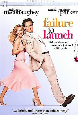 Failure to Launch (Widescreen Special Collector's Edition) DISC ONLY