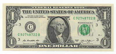 USA $1 / Mint C / 2013 / Unc condition.