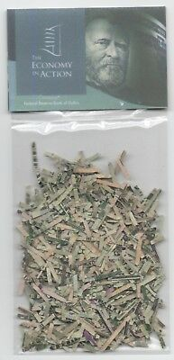 USD $ GENUINE Mixed denominations Shredded. Great Gift & Souvenir!! Fun!!!