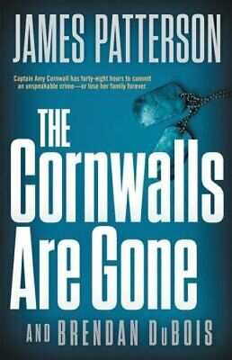 The Cornwalls Are Gone by James Patterson: Used