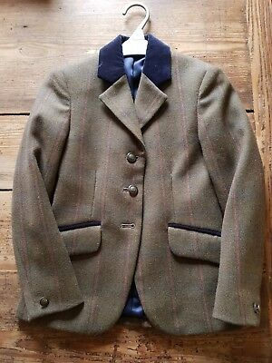 """Mears Pytchley Tweed Show Jacket 24"""""""