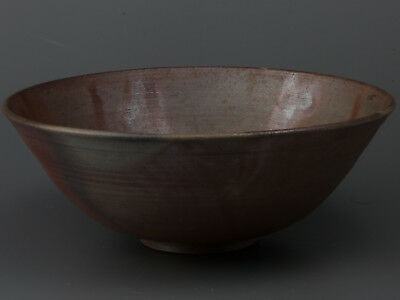 A080/ BIZEN ware/ Tea Bowl/ Tea Ceremony/ SADO/ Japanese Tradition/ Chawan